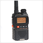 BaoFeng UV-3R Plus Dual-Band-Display Two-way 136-174 / 400-470MHz Radio