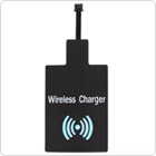 Ultra Thin Wireless Charging Receiver Module with Micro USB for Cellphone