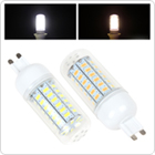 1800LM 11W G9 56 x 5730 SMD LED High Bright Warm White / White Light Corn Bulb Suit for Indoor Light / Yard Light