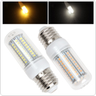 Ultra Bright 2500LM 15W E27 102 x 2835 SMD LED Corn Bulb White Warm White Light LED Lamp for Shop / Home /   Office