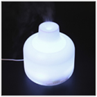 500ml 2.4Mhz Ultrasonic Aromatherapy Air Humidifier Aroma Fragrance Diffusers 9 LEDs 7 Colors Changing Diffuser
