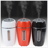 Portable Mini USB Humidifier Vehicle Mounted Diffuser with Humidification and Purification Functions for Car / Home / Office