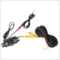 7 IR Lights Water-proof Car Rear View Camera with 120 Degree Viewing Angle