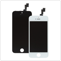 LCD Display + Touch Screen Digitizer Assembly Replacement for iPhone 5S - 2 Colors Optional
