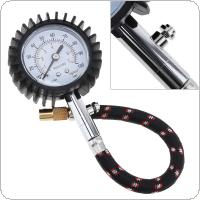 UNIT YD-6026 0-100 PSI Dial Gauge Meter Accurate Car Vehicle Motorcycle Tire Air Pressure Gauge