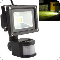 20W PIR Infrared Body Motion Sensor LED Flood Light AC 85-265V Waterproof Outdoor Landscape Lamp