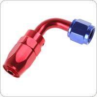 AN6 Hose End Aluminum Car Performance Fittings Adaptor Swivel 90 Degree