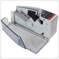YBC-V40 Portable Mini Handy Currency Bill Money Cash Counter   Counting Machine