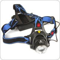 3 Modes 500Lm LB-XL T6 LED Zoomable Headlamp Adjustable Focus Headlight