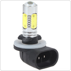 H27 881 White Light 12V 7.5W 5pcs SMD Chip LED High Power Car Fog Lamp