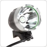 The Lamp Head of the 500 Lumens LB-XL T6 Bicycle Headlamp