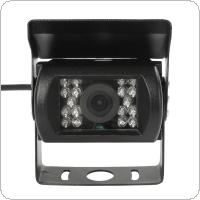 NTSC System Wired 1/3 Inch Color CCD Rear View Camera