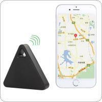 iTag Smart Wireless Bluetooth 4.0 Tracker GPS Locator Alarm For Car/ Bag /Dog /Pets Black Color