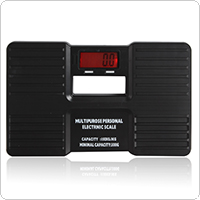 150kg x 0.1kg Multipurpose Mini Digital Portable Body Health Electronic Scale & Weight Measuring & LCD Display