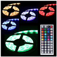 5M/16.4feet RGB 150 LEDs Waterproof Dream Color Changing LED Lamp Kit with IR Remote Controller