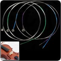 4pcs Professional Cupronickel Alloy Violin Strings