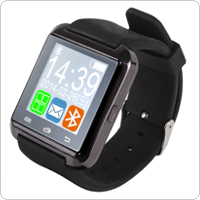 U Watch U8 Bluetooth V3.0 Smart Wrist Watch with 1.48 Inch TFT LCD & Anti-lost Alarm Function Mate for iPhone & for Samsung & for Android Smartphone