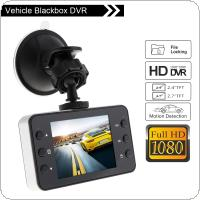 1080P HD Car DVR Camera Video Recorder Dash Cam Night Vision G-sensor