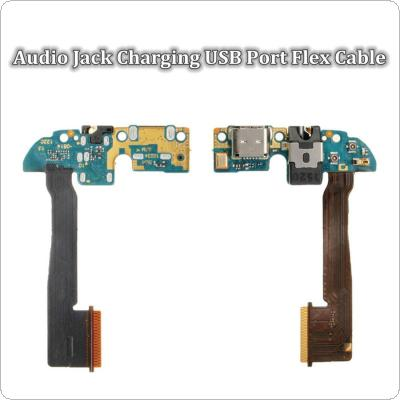 Headphone Audio Jack Charging Micro USB Dock Port Flex Cable For HTC One M8 32GB