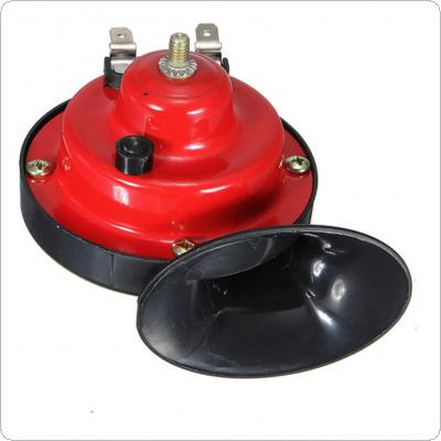 Loud 12V Two Air Horn Snail Set for Cars Bikes  Boats 120db