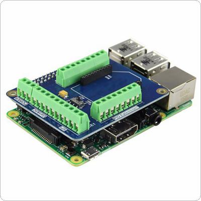 Prototype Expansion Board For Raspberry PI 2 Model B / B+ / A+