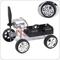 Mini Wind Car DIY Puzzle Robot Kit Fit for Arduino