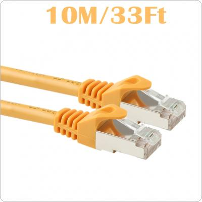 Vention CAT6 RJ45 Patch Ethernet LAN Network Cable 10M for Router Switch