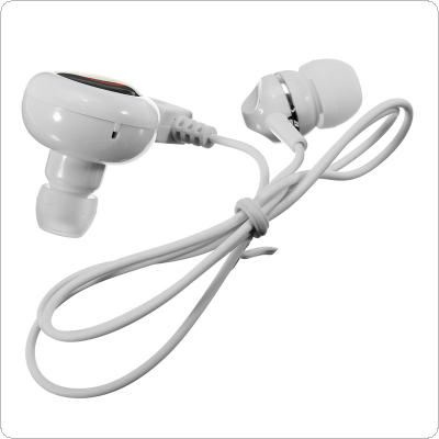 Universal Mini Handfree Bluetooth Wireless Headset Stereo Headphone Earphone