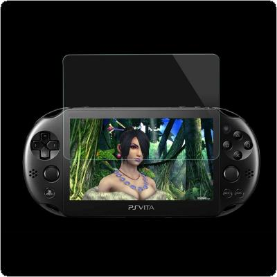 Clear Front & Back Screen Protector Film for SONY PS Vita PSV1000