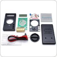 DIY DT830B Digital Multimeters Kit Electronic Learning Kit