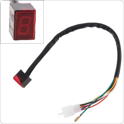 Motorcycle Gear Display Gear Shift Indicator