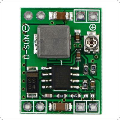 3A DC-DC Converter Adjustable Step down Power Supply Module replace LM2596s