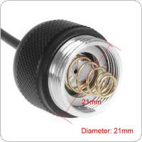 Remote Pressure Switch for 502B LED Torch Flashlight