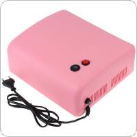 Nail Art Dryer Gel Curing UV Lamp 4 X 9W Light Tube equipment tools with 120 Seconds Timer Function