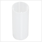 Plastic Battery Fixed Tube Case For 18650 Battery