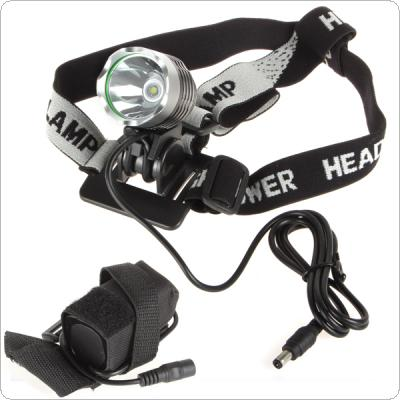 500 Lumens LB-XL T6 LED Waterproof Bicycle Light with 4400mAh Battery Pack