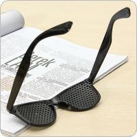 Eye Care Pinhole Glasses Eyes Exercise Glasses Vision Improve Eyewear