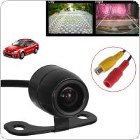 4.3 Inch 2-channel Input Car Rear View Monitor + Waterproof 420 TVL 18mm Lens Reverse Parking Camera