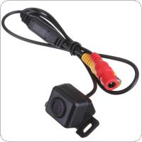 Waterproof 170 Degrees Wide HD Night Vision Car Reverse Camera / Rear View Parking LED Sensor