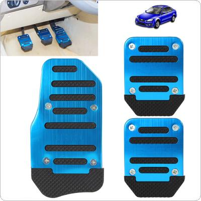 Aluminium Alloy Non-slip Pedal Foot Brake Cover for Cars