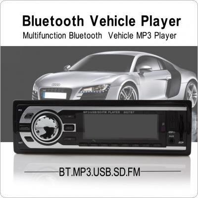HP-2127BT Vehicle Bluetooth Stereo Audio MP3 / USB / SD / FM MP3 Player