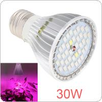 30W E27 Full Spectrum LED Plant Grow Lights Bulb Veg Hydroponic Lamps