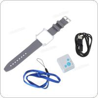 Portable V16 GPS Real Time Tracker & SOS Communicator with Watch Strap & Necklace Style Lanyard