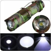 2000LM 3-Mode Adjustable CREE XM-L T6 LED Flashlight Torch Lamp