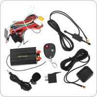 Car GPS Tracker GSM / GPRS Tracking Device Remote Control Auto Vehicle TK103B KA