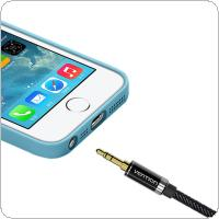 Vention 2M 3.5mm Audio Extension Cable Stereo Male to Female Aux Phone Cable Headphone Adapter Fit for iPhone6s 6 MP3 CD Player Radio