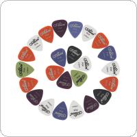 Colorful Non-slip Picks Antiskid Plectrums for Acoustic Electric Guitar Bass