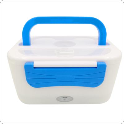 Portable Electric Heated US Plug Heating Lunch Box Bento Box