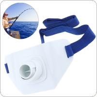 Fishing Boats Rod Pole Stand Holder Saltwater Fishing Fighting Belt Waist Support Holder Adjustable