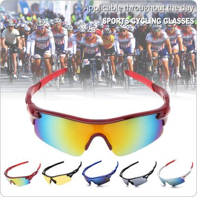 ROBESBON UV400 Cycling Glasses Outdoor Sport Mountain Bike MTB Bicycle Glasses Motorcycle Sunglasses Eyewear